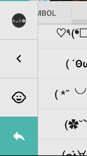 Emoticon and Emoji Keyboard