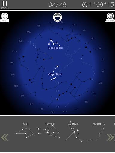 Enjoy Learning Constellation Puzzle 3.3.2 screenshots 6