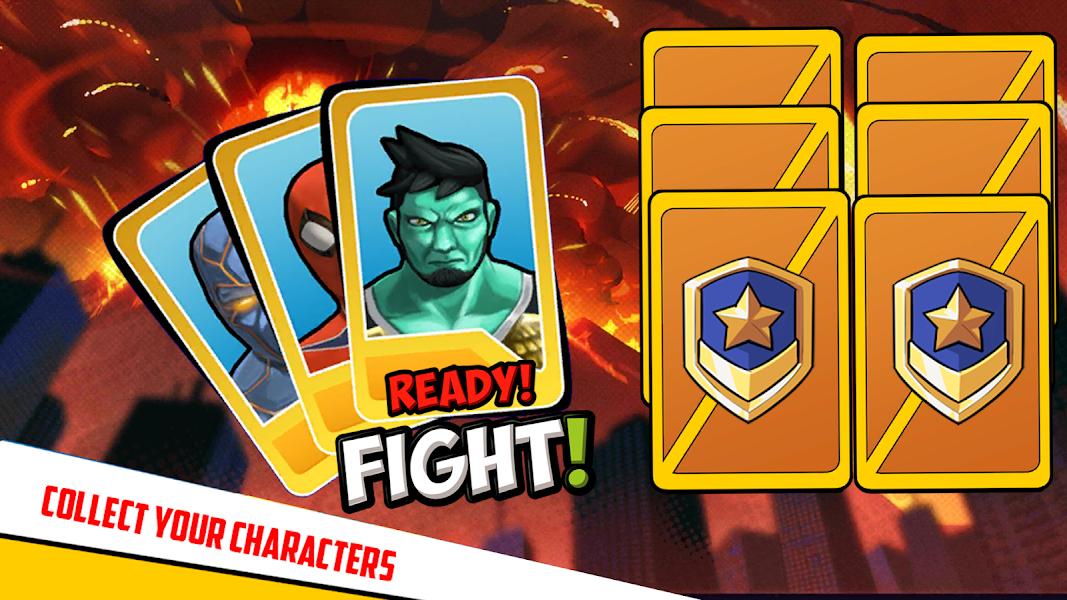 StickWar - Super Hero Fighting