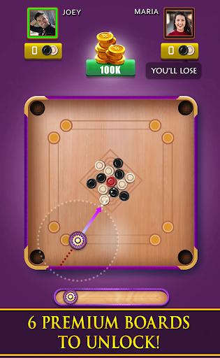 Carrom Royal - Multiplayer Carrom Board Pool Game 10.5.7 screenshots 2