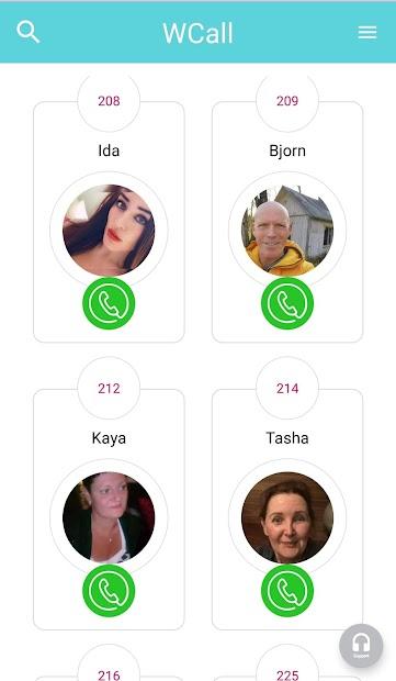 Imágen 3 de W-Call para android