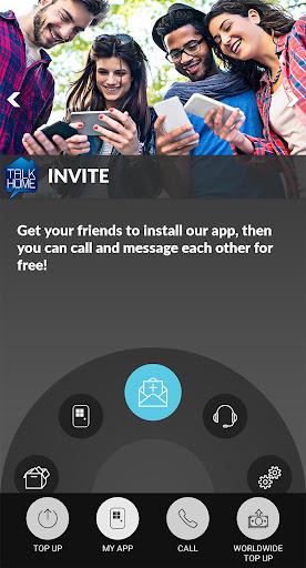 talk home: cheap international calls screenshot 3