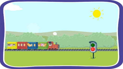 Baby Railway-Train Adventure apkdebit screenshots 8