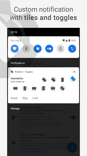 Rotation | Orientation Manager