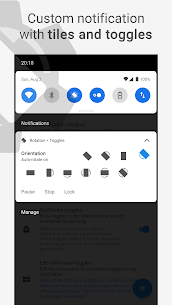 Rotation – Orientation Manager 5
