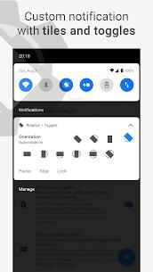 Rotation – Orientation Manager 21.3.0 Apk Mod (Unlocked) 5