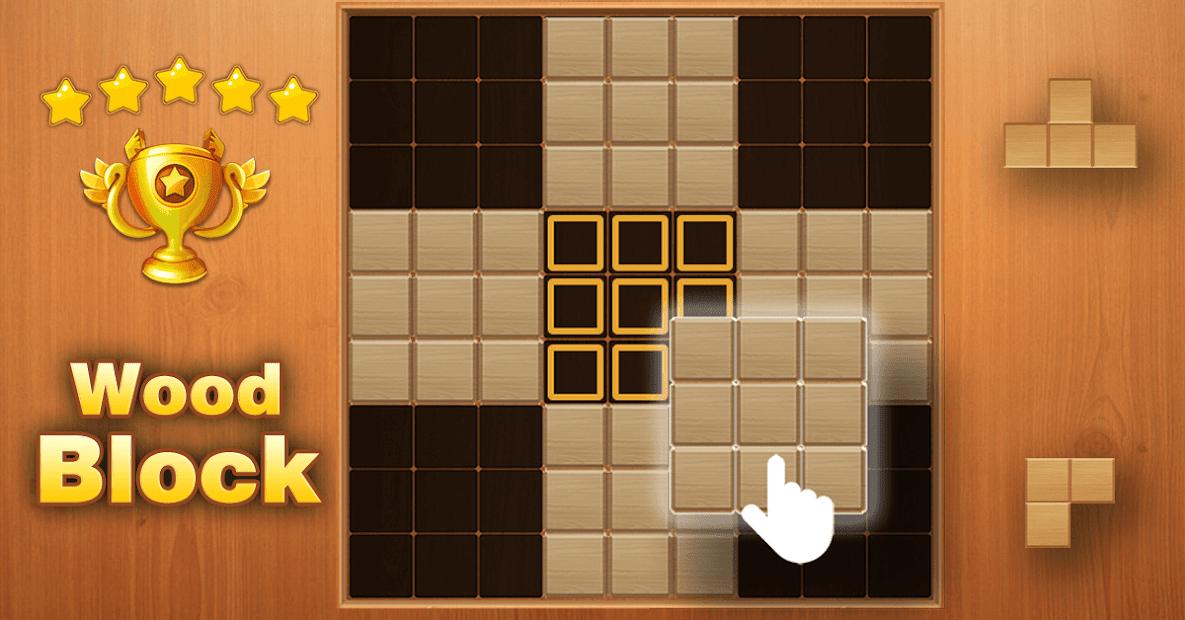 Screenshot 14 de Block Puzzle - Free Sudoku Wood Block Game para android