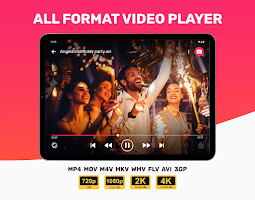 Video Player & Downloader for Android