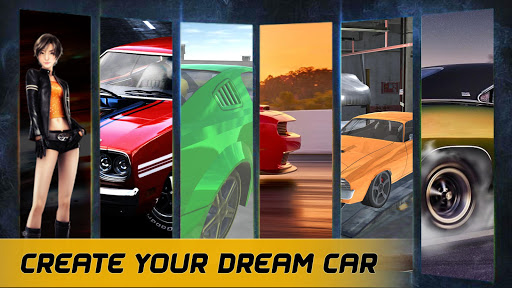 Télécharger Gratuit American Muscle Car Racing apk mod screenshots 1