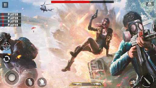 Army Commando Secret Mission - Free Shooting Games  screenshots 2