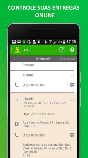 ClickEntregas: Courier Job App in Brazil modavailable screenshots 4