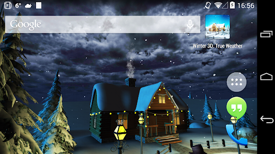 Winter 3D True Weather v6.04 [Patched] 2