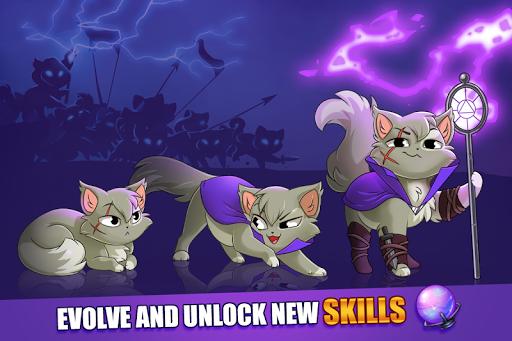 Castle Cats - Idle Hero RPG 2.15.3 screenshots 9