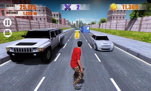 Street Skater 3D 1.3 screenshots 1