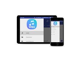 WMA Music Player