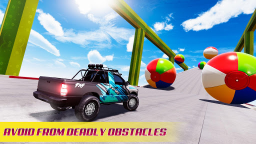 Mega Ramp Car Racing Stunts 3D - Impossible Tracks 1.2.9 Screenshots 5