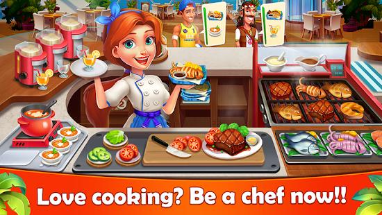 Cooking Joy - Super Cooking Games, Best Cook! 1.2.8 Screenshots 1
