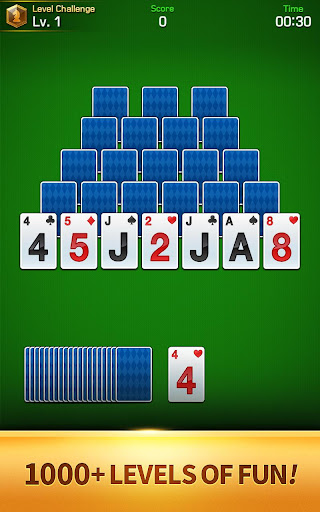 Solitaire TriPeaks : Solitaire Grand Royale android2mod screenshots 17