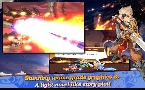 Sword Fantasy Online – Anime RPG Action MMO 5