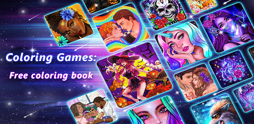 Coloring Games -Paint By Number&Free Coloring Book 1.0.74 screenshots 9