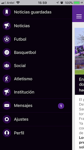 dsc - defensor sporting club oficial screenshot 2