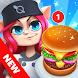 お料理ゲーム:シェフキャット・エイヴァ - Androidアプリ