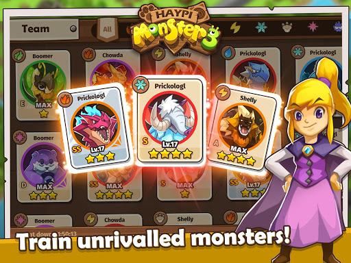 Haypi Monster 3 2.0.33 screenshots 8
