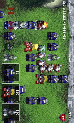 Robo Defense  screenshots 1