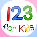 123 for Kids   Number Flashcard Preschool Toddlers