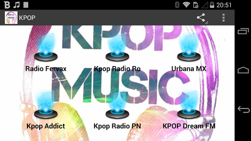KPOP RADIO For PC Windows (7, 8, 10, 10X) & Mac Computer Image Number- 9