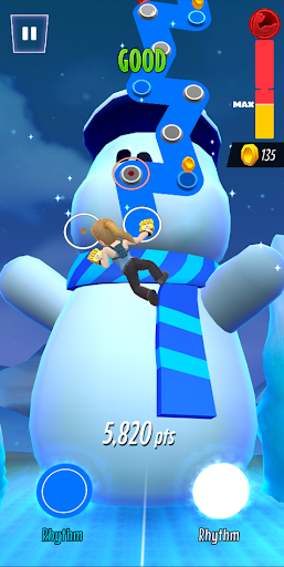 Rhythm Stars : climbing 1.1.5 screenshots 3