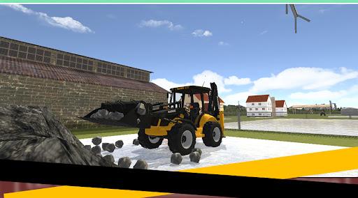 Dozer Crane Simulation Game 2 screenshots 4