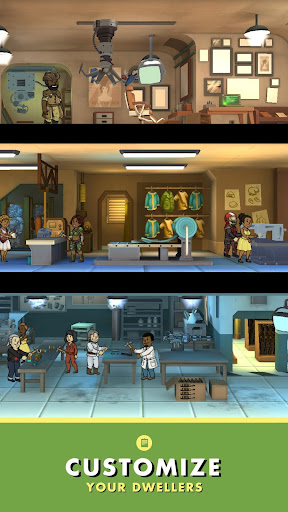 Fallout Shelter goodtube screenshots 3