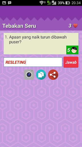 tebakan seru screenshot 3