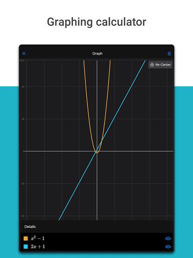 Microsoft Math Solver 1.0.121 screenshots 12