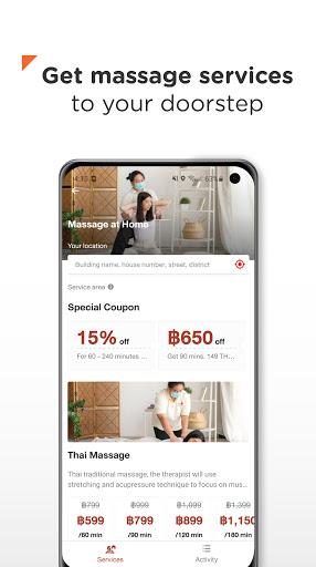 Wongnai: Restaurants & Reviews apktram screenshots 2