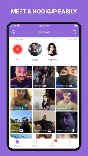 NO.1 Transgender Dating & Hookup: TransOne apklade screenshots 2