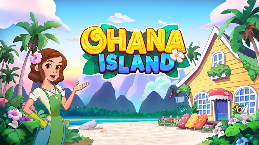 Ohana Island - Design Flower Shop & Blast Puzzle apkslow screenshots 7