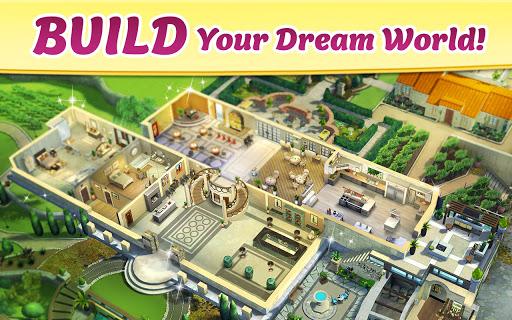 Vineyard Valley: Match & Blast Puzzle Design Game apkslow screenshots 8