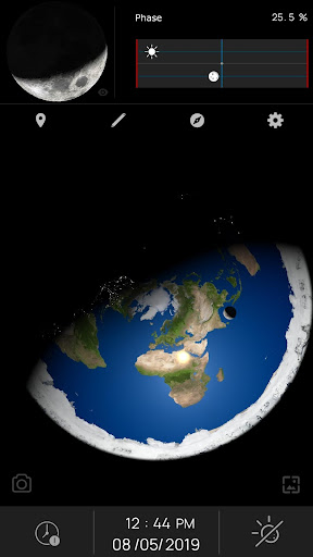 Flat Earth 1.6.0 Screenshots 1