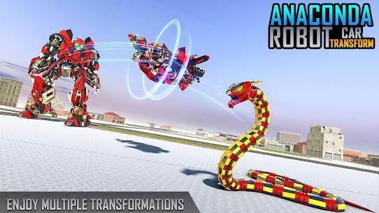 Anaconda Robot Car Transform 8