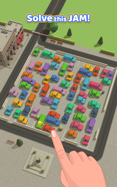 Parking Jam 3D poster 12