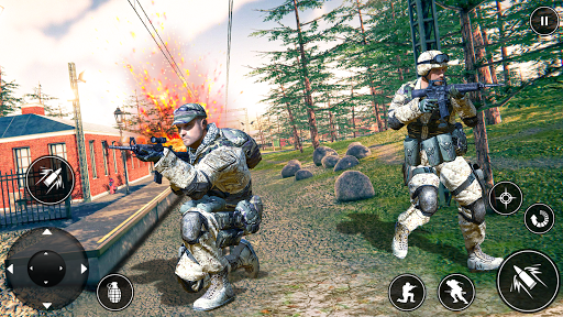new action games  : fps shooting games 3.7 screenshots 18
