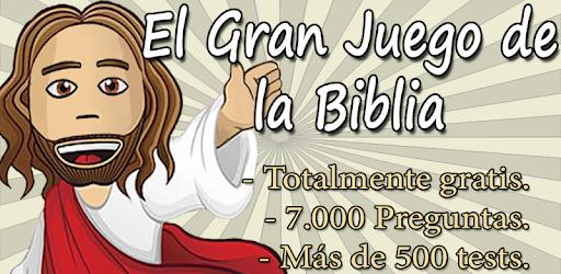 El Gran Juego De La Biblia Aplicaciones En Google Play