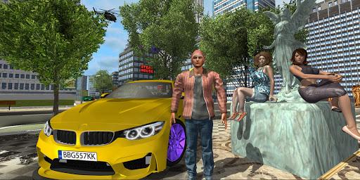 Grand Gangster Town : Real Auto Driver 2021 Apkfinish screenshots 14