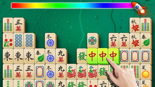 Mahjong&Free Classic match Puzzle Game 1 screenshots 1