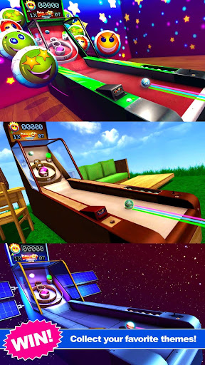 Ball Hop AE - King of the arcade bowling crew! 1.19.3.2179 screenshots 3