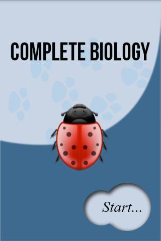 Complete Biology Apk 1