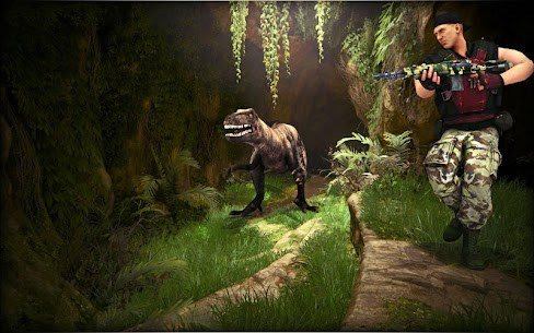 Dinosaur World Jurassic Island : TPS Action Game Game Hack & Cheats 1