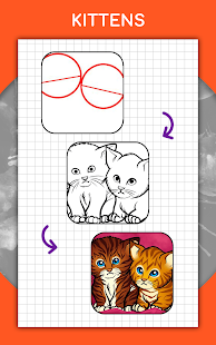 How to draw animals. Step by step drawing lessons 1.5.3 Screenshots 22